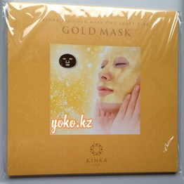 Золотая маска 24K Nifertiti,1 шт, Kanazawa Katani