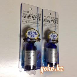 Japan Gals Pure beau essence сыворотка с гиалуроновой кислотой