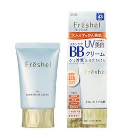 KANEBO Freshel Skincare cream uv - крем с высокой степенью защиты от солнца