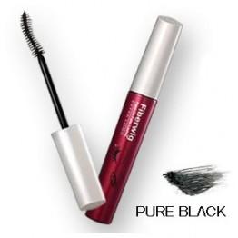 DEJAVU Fiberwig Extra Long Mascara (pure black) — растворимая водой удлиняющая тушь для ресниц