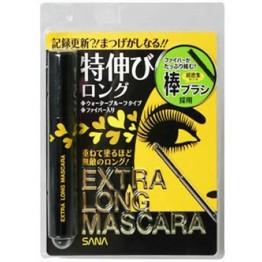Sana Extra Long Mascara - Тушь для ресниц с особым удлиняющим эффектом, водостойкая
