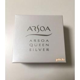 Японское черное мыло Queen Silver Soap Arsoa ( 135 гр )