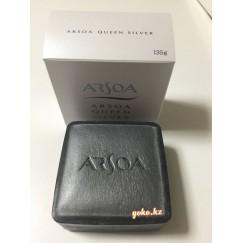 Японское черное мыло Queen Silver Soap A..