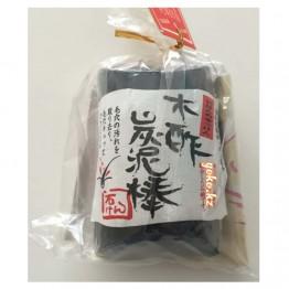 Глубоко очищающее мыло на основе бамбук. угля с ароматом японского кипариса Tankokusen