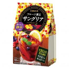 Натуральные обогащенные фруктовые напитки - NITTOH instant drink