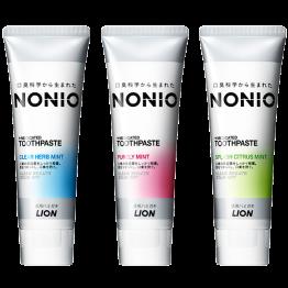 Зубная паста против запаха изо рта LION Nonio Medicated Toothpaste