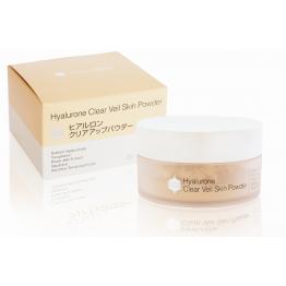 Hyalurone clear veil skin powder гиалуроновая пудра - перламутровая вуаль