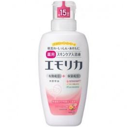 KAO Emolica, Medicated — эссенция для ванны повышающая барьерные функции кожи