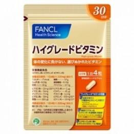 Fancl Высококлассные витамины