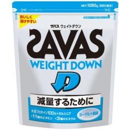 Meiji Комплекс протеиновый SAVAS Weight Down 1.2 кг