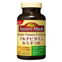 Мультивитамины и мультиминералы от NATURE MADE