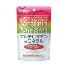Мультивитамины и мультиминералы от ORIHIRO
