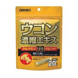 """Orihiro """"Укон"""" для облегчения похмельного синдрома в гранулах"""