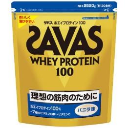 Meiji SAVAS WHEY PROTEIN 100