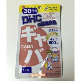 Против стресса GABA DHC