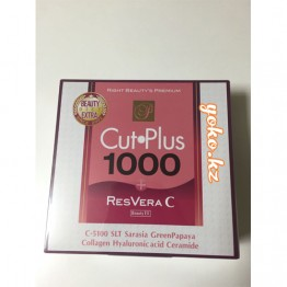 Для сброса веса Cut Plus 1000 Resvera C Media-Labo