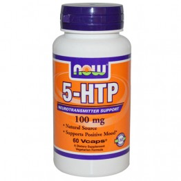 От стресса 5-гидрокситриптофан 5-HTP Now