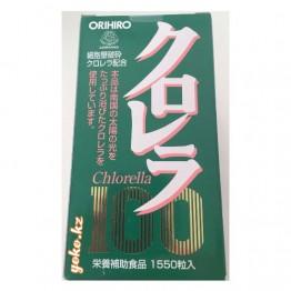 Водоросль Chlorella ORIHIRO